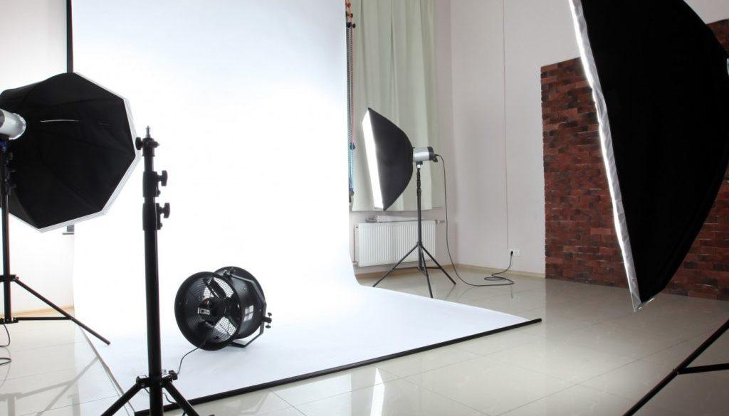 image d'un studio photo
