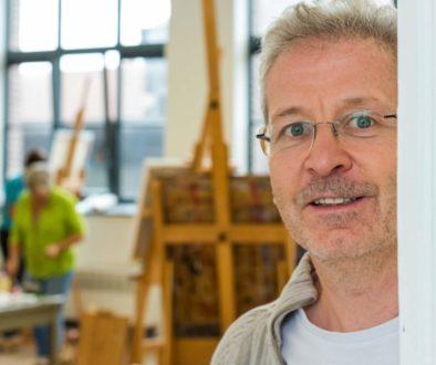 Portrait de Alain Bornain