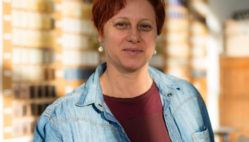 Portrait de Isabel Almeida