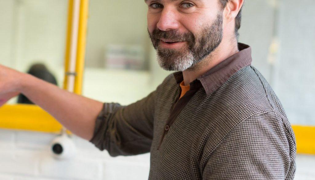 Portrait de Olivier Sonck