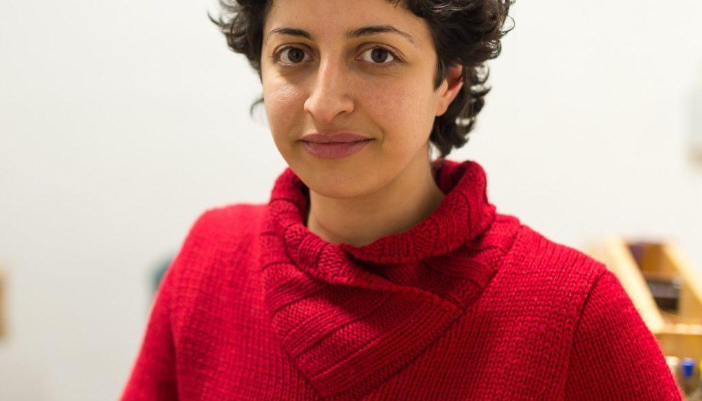 Portrait de Ornella Marotta