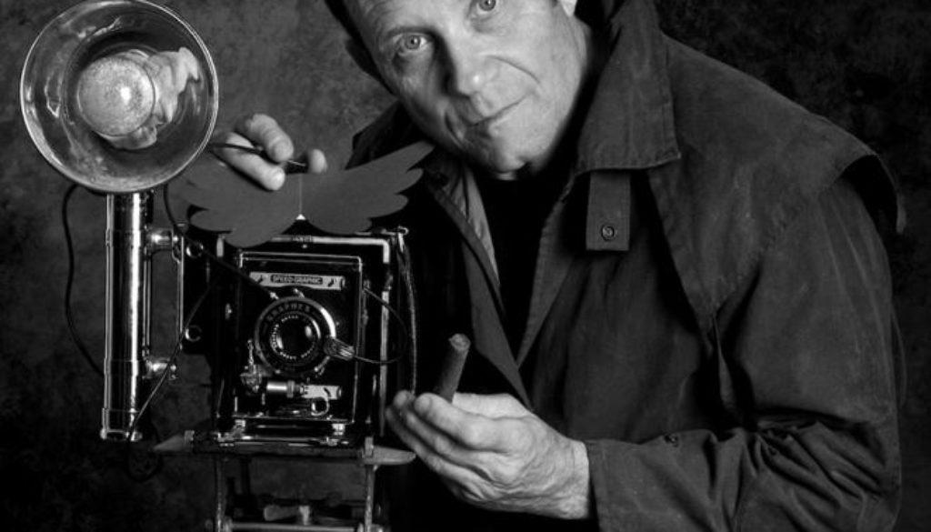 Irving Penn, autoportrait